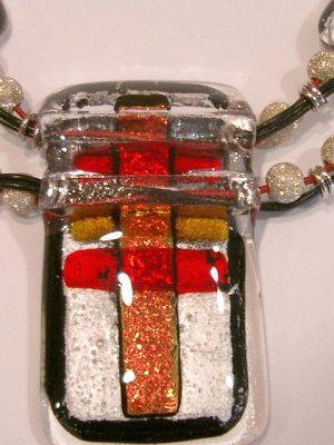 Halskette von Rozetta & Birelli