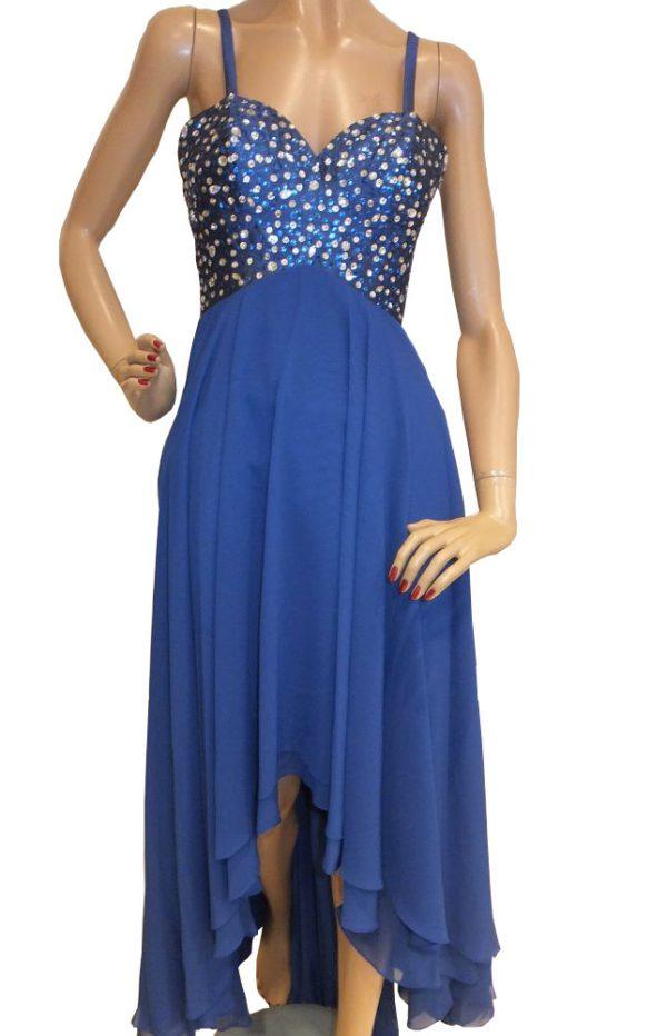 5987LK5 Abendkleid Gr 32-34