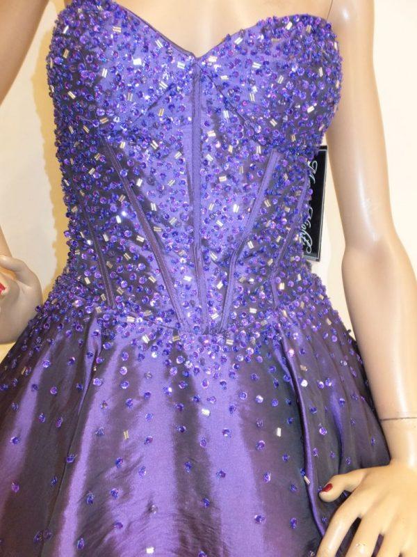 4103LK3v Kleid Gr 30-32