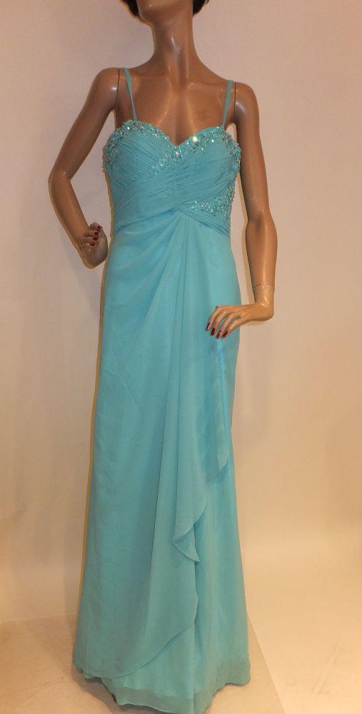 5986LK5 Abendkleid Gr 36-38