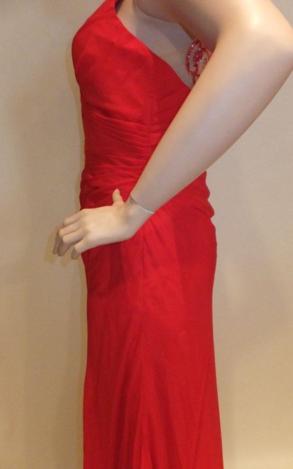 6170LK5 Abendkleid Gr 44-46
