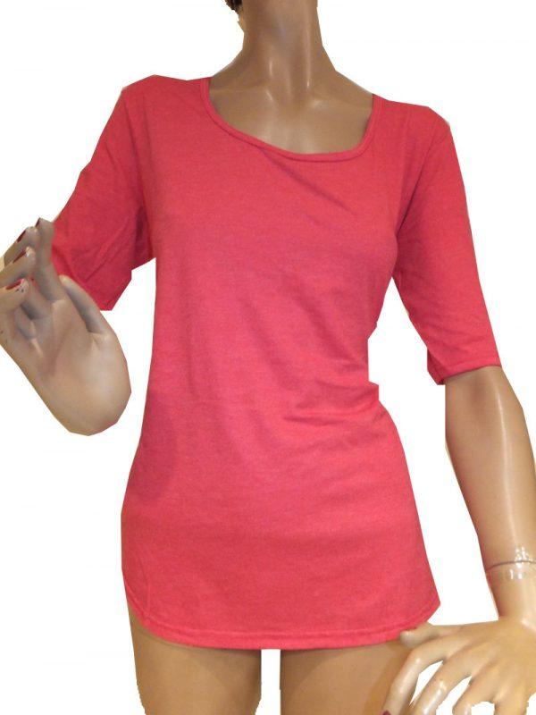 7644ST8rot Shirt Gr  44