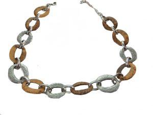 2202NH7 Halskette Kettenoptik
