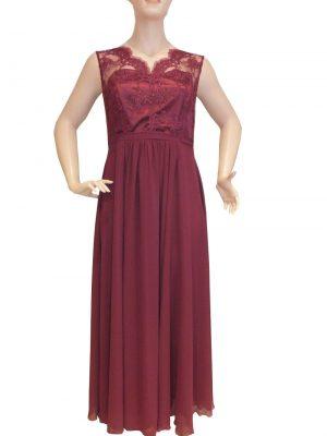 7707SK9 Abendkleid Gr 48-50