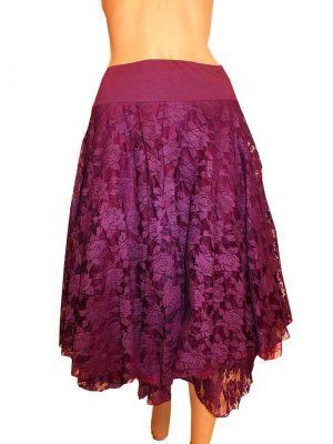 7740LR9 Petticoat Lalamour bordeaux Gr 38