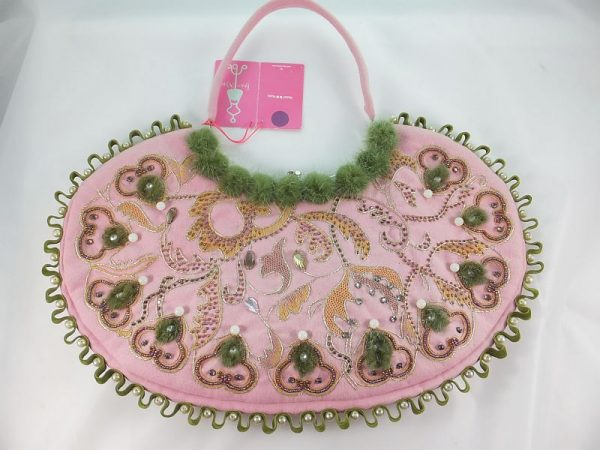 1106FT4 Stofftasche rosa