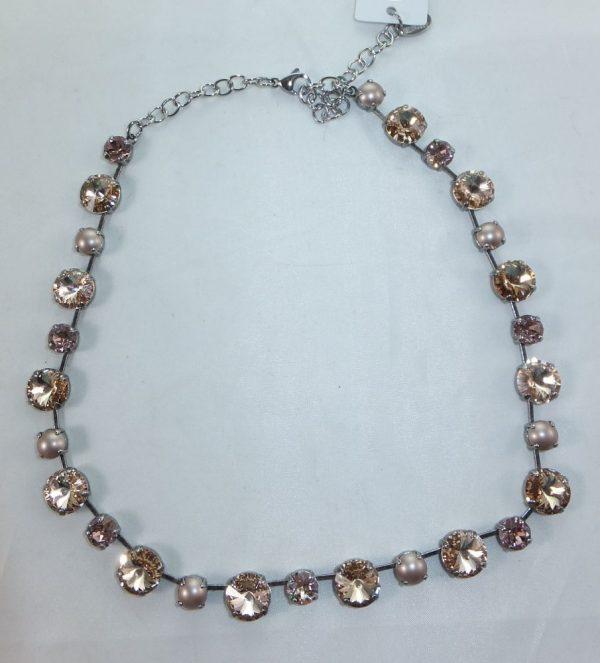 7813PH9 Halskette beige