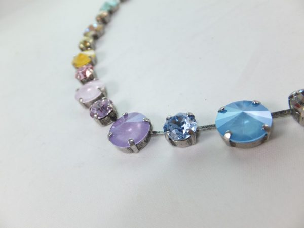7815PH9 Halskette pastell-bunt