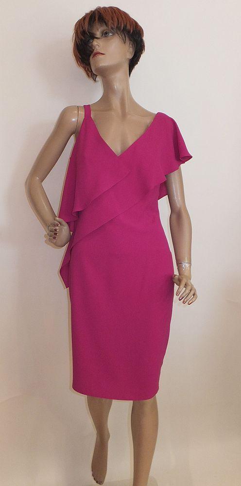 7913BK9 Kleid pink Gr 36
