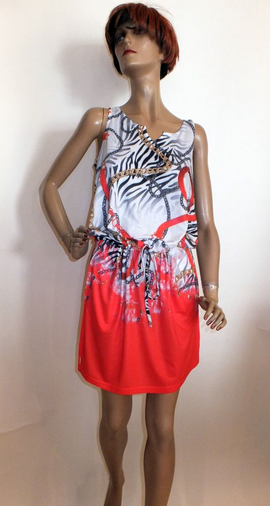 7918WK9 Kleid Missy Gr 40