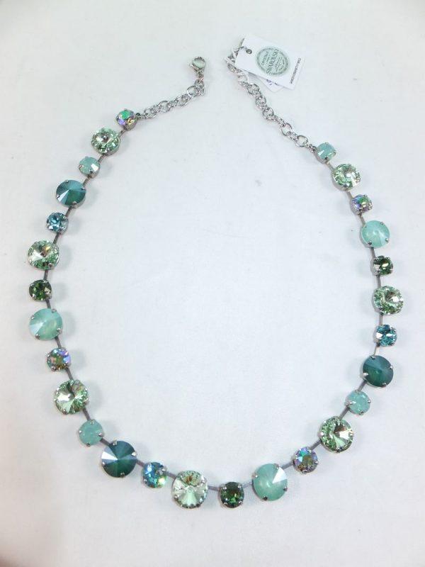 7954PH9 Halskette grün
