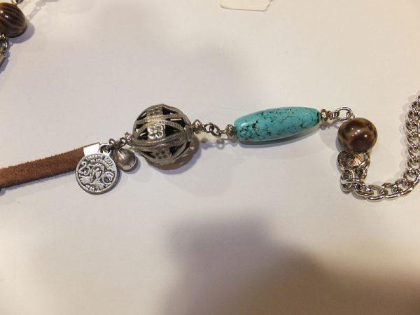 3167FH9 Ravellt Halskette lang