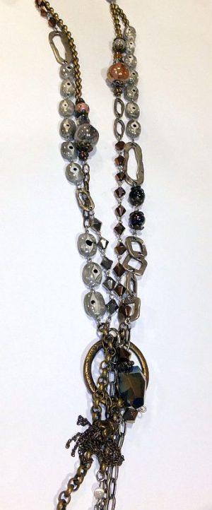 2488FH7 Halskette lang Ravelli