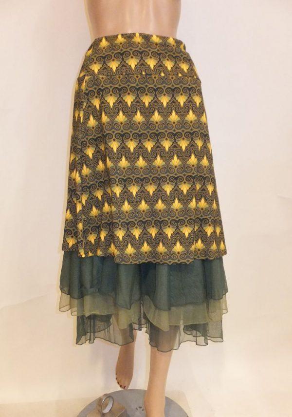 8008LR9 Petticoat Lalmour grün Gr  42