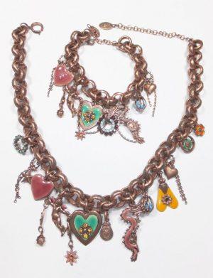 0376FH3 Halskette und Armband