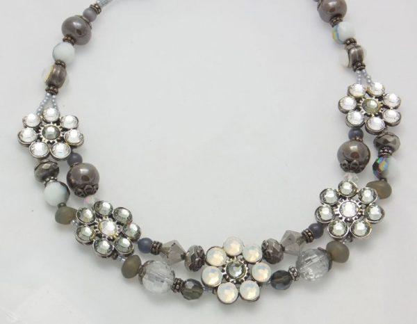 3157FH9grau Halskette