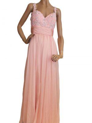 7106LK7 Abendkleid Gr 36 Luxuar