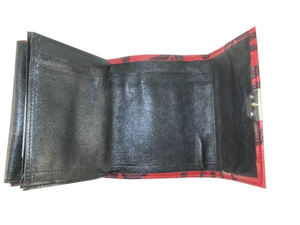 8074DG9B déqua Unikat Geldbörse G11 rot