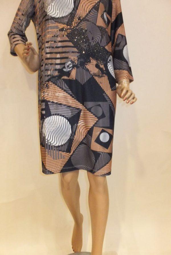 8093WK9 Kleid Missy Gr 42