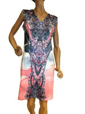 8172WK0 Kleid Missy Gr 40 und 42