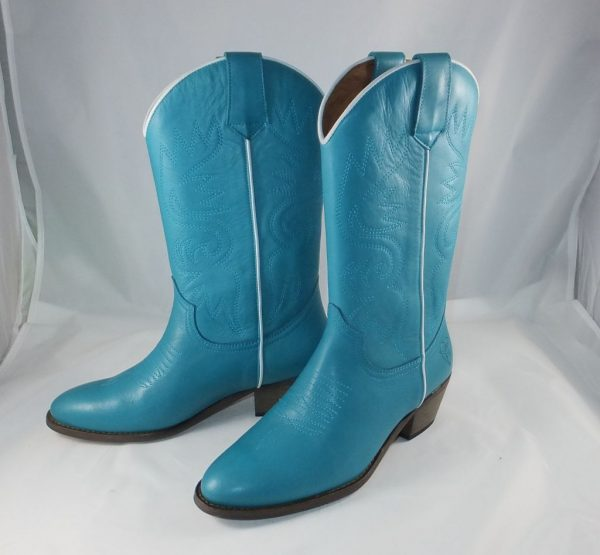8187PS0 türkis Stiefel Gr 39 (Isabell)