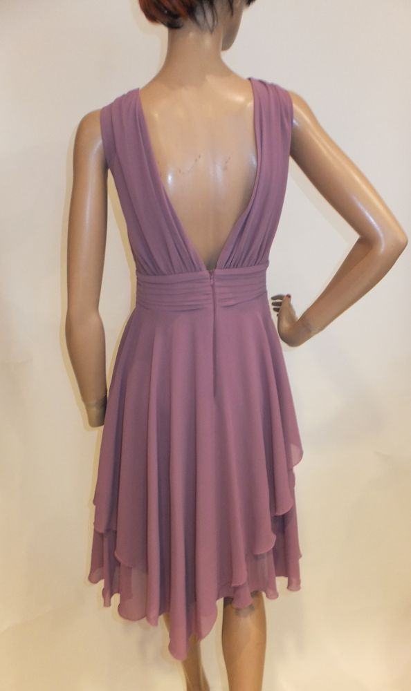 8181SK0 Kleid rose Gr 42- 44