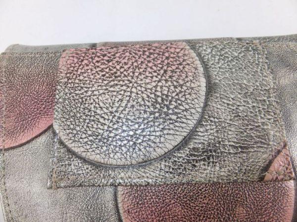 6831DT6 dequa Gürtel-Handtasche beige-rose
