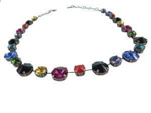 3028PH5A Halskette bunt