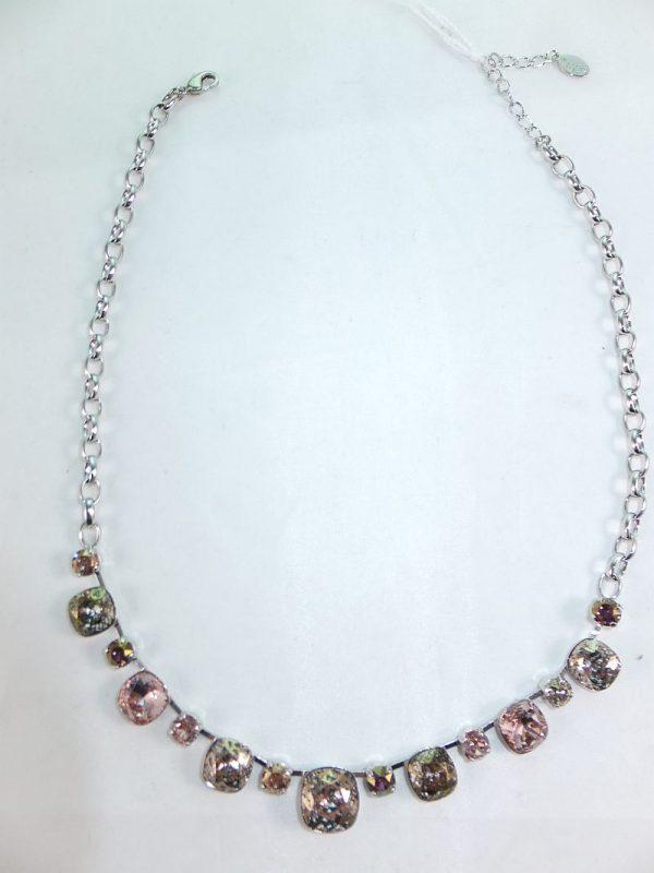 6292EH5Arose-grau Halskette