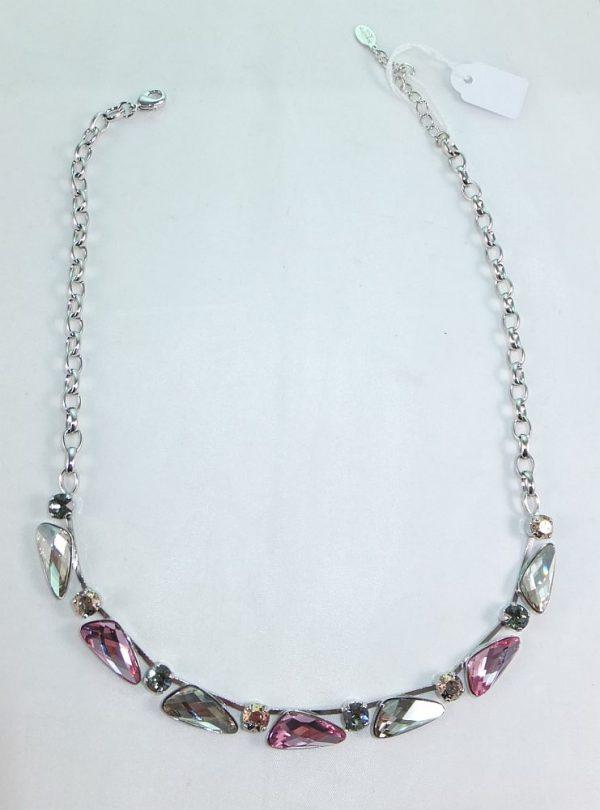 6297EH6rose Halskette