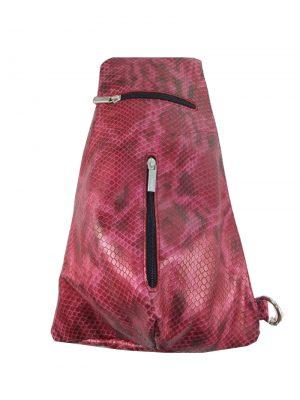 8277DT0 déqua Schulterrucksack pink