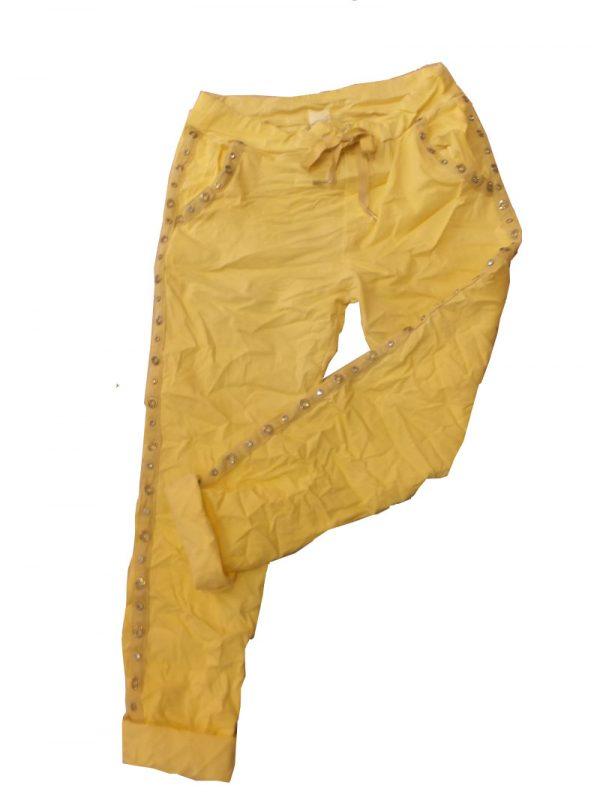 8261WH0 Hose in gelb Gr 36- 42
