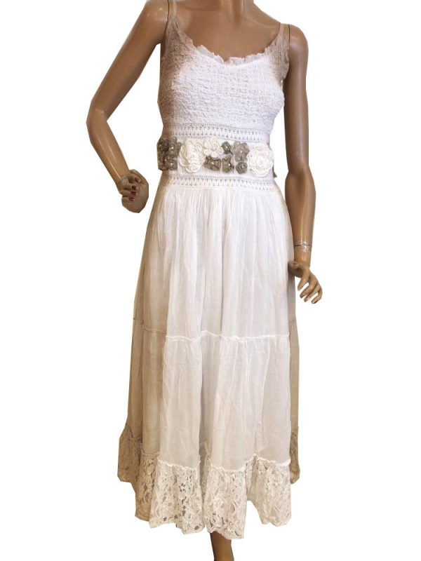 8318MK0A Kleid lang Gr 38-42