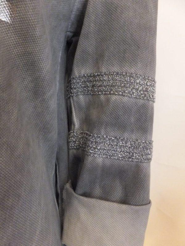 8330WJ0 Jacke in grau oder schwarz