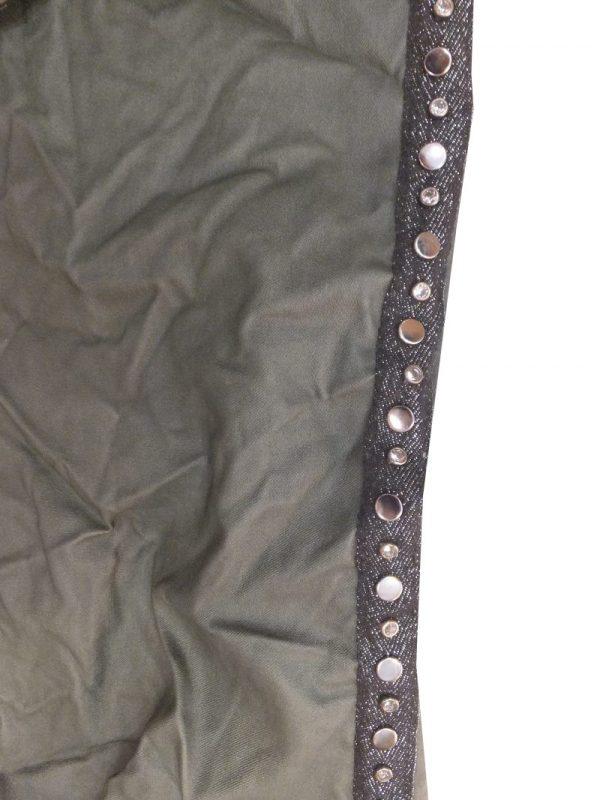 8351MH0 Hose metallic versch. Farben Gr 36-40