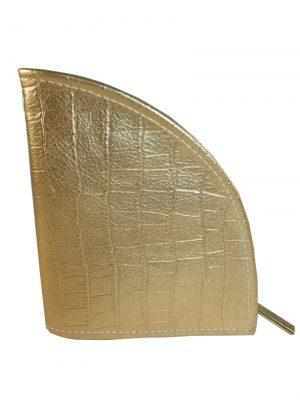 8359DG0B déqua Unikat Geldbörse gold