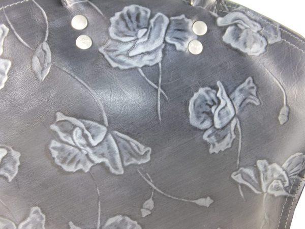 8353DT0 déqua Tasche Rose blau-grau