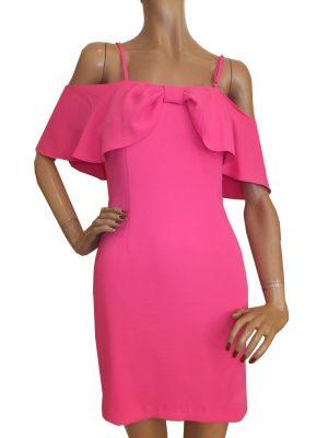 7299BK8 Kleid pink Gr 34 und 36