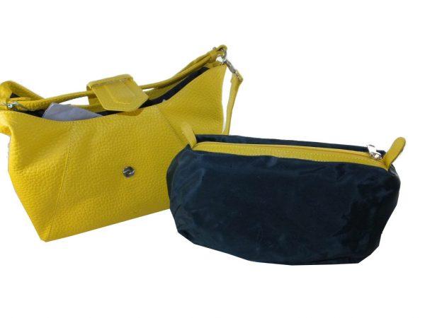 8395VT0 Voi Tasche citrus-gelb mit herausnehmbarem Innenteil