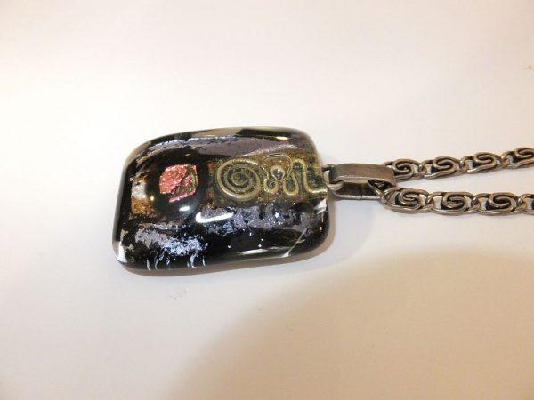3848RH0v Halskette Murano