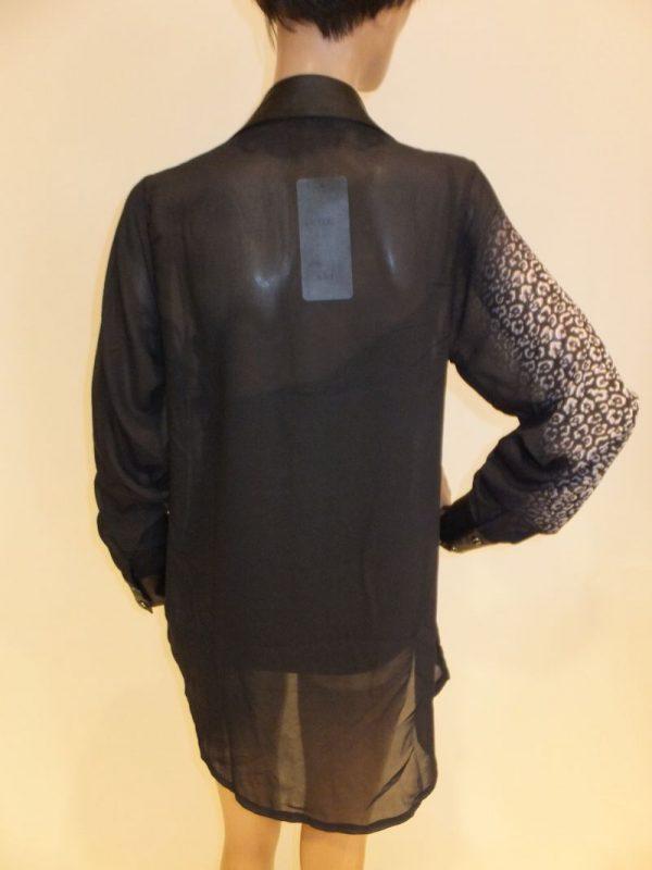 6339BB5 Gloss line Bluse Gr 36