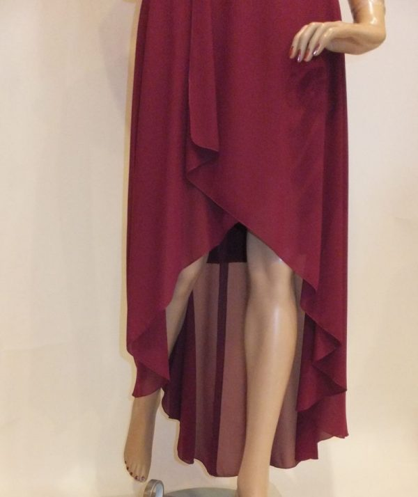 7557SK8 Abendkleid Gr 34