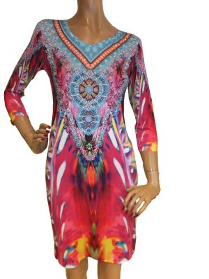 farbenfrohe Sommerkleider