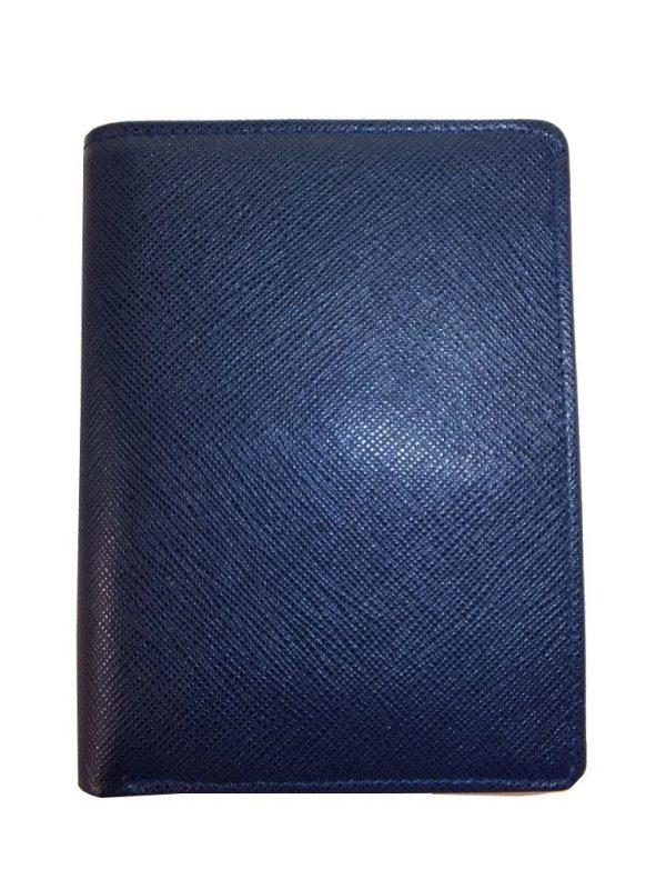 7612DG8 Herrengeldbörse déqua blau
