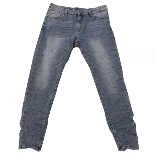 8434WH1 Hose in Jeansblau Gr 38