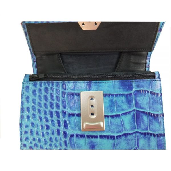 8546DG1C déqua G8 Geldbörse blau