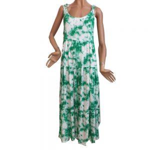 8557MK1 Sommerkleid in versch. Farben Gr 36-40