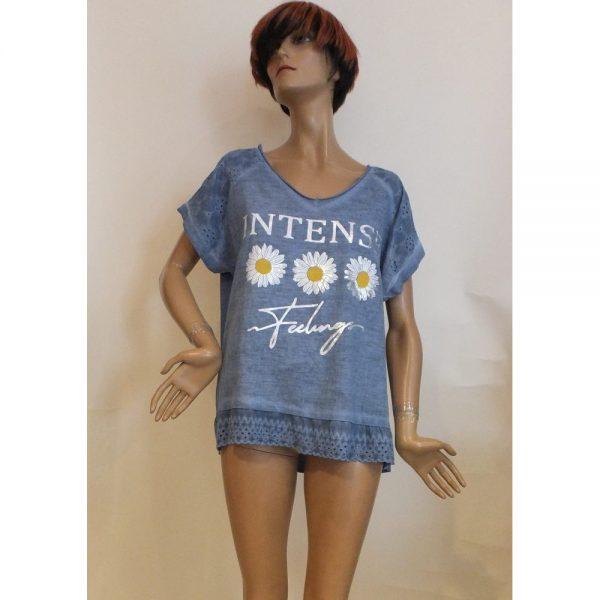 8565WT1 Tshirt in versch. Farben Gr 38-42