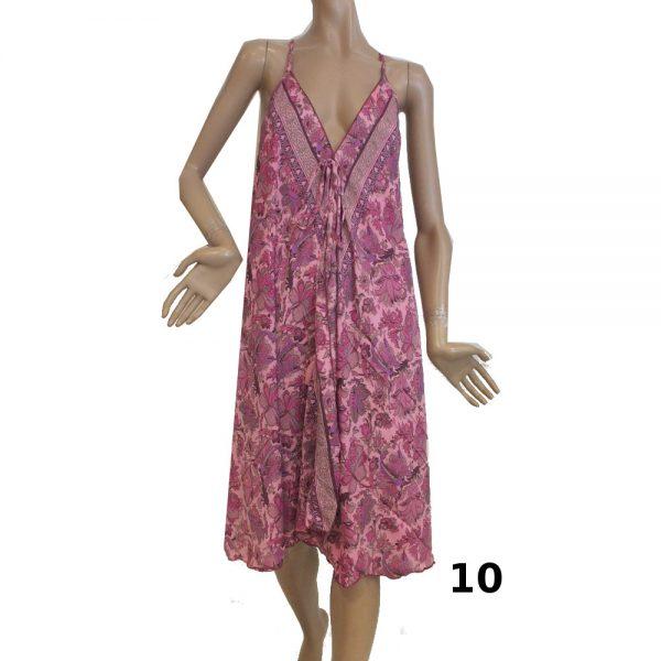 8560MK1 Sommer- Strandkleid Gr 36 - 46