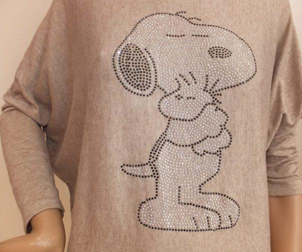 8586WP1 Pulli Snoopy Gr 38-42